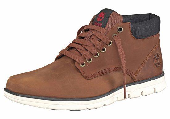 Timberland Bradstreet Chukka Leather Sneaker