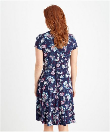Joe Browns Druckkleid Pretty Tie Summer, Mit kurzem Ärmel