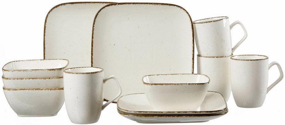 Flirt R B : flirt by r b fr hst ck set keramik 12 teile casa ~ Watch28wear.com Haus und Dekorationen