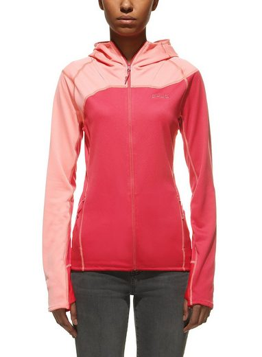 Pyua Function-hooded Sweat Jacket Ascend S Waffle