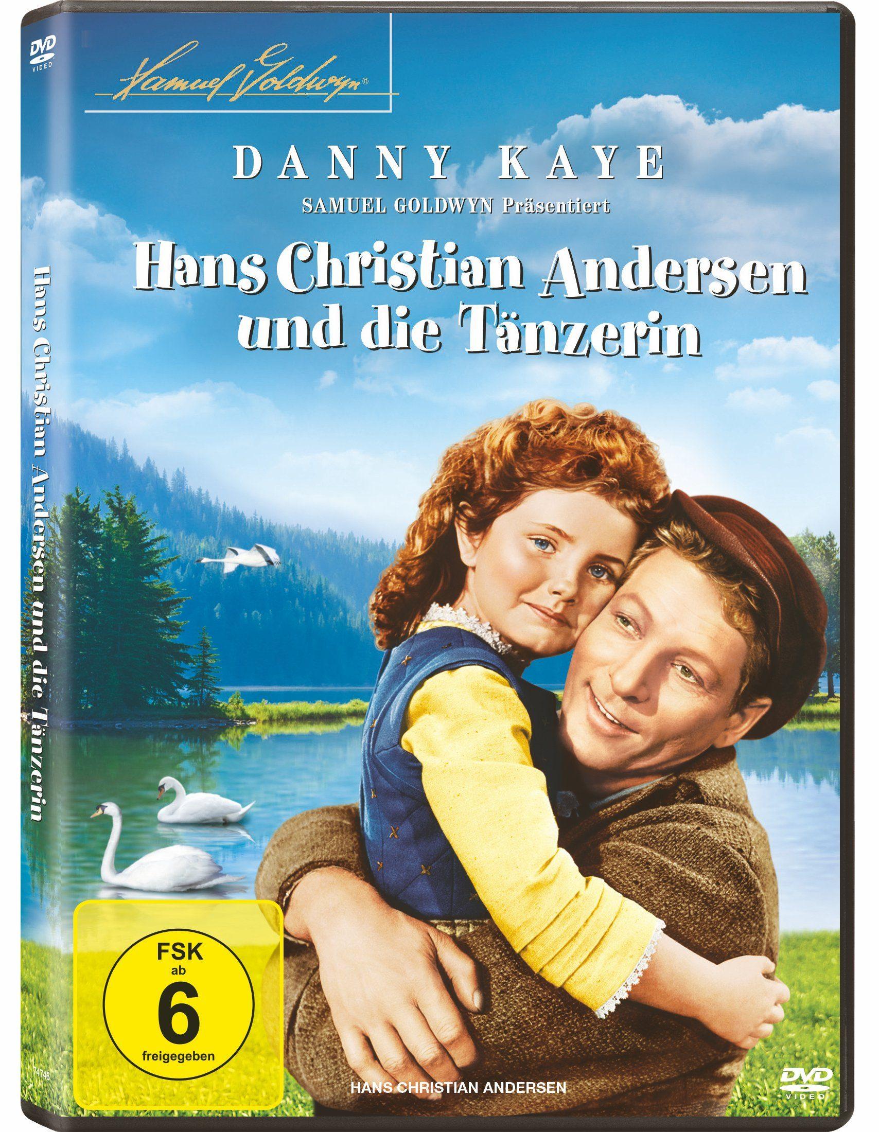 Sony Pictures DVD »Hans Christian Andersen und die Tänzerin«