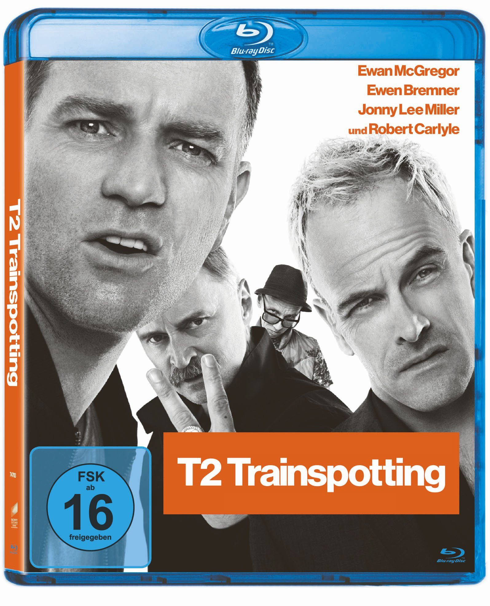 Sony Pictures Blu-ray »T2 Trainspotting«