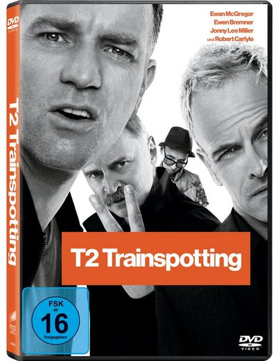 Sony Pictures DVD »T2 Trainspotting«