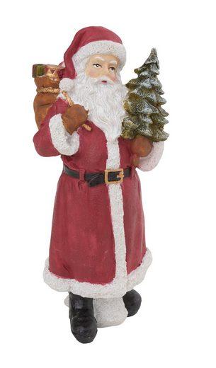 VBS Dekofigur »Weihnachtsmann Nostalgie«, 17 cm