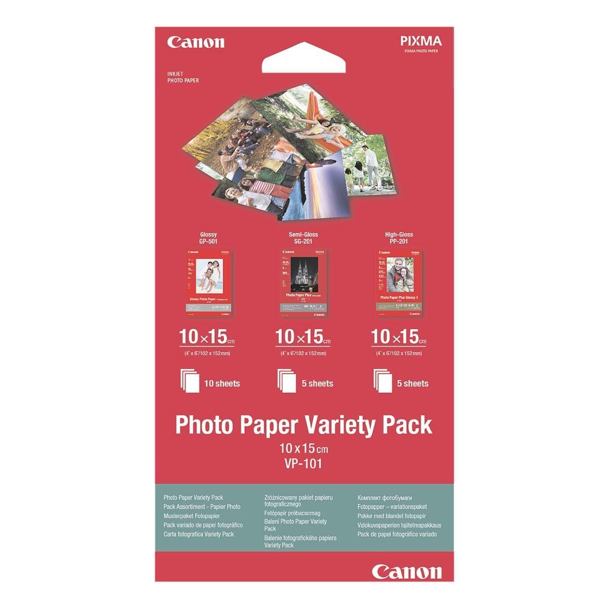Canon Fotopapier »VP-101«