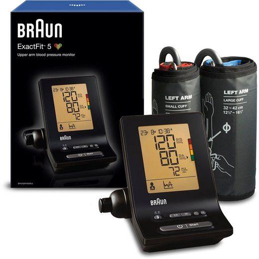 Braun Oberarm-Blutdruckmessgerät ExactFit™ 5 BP6200