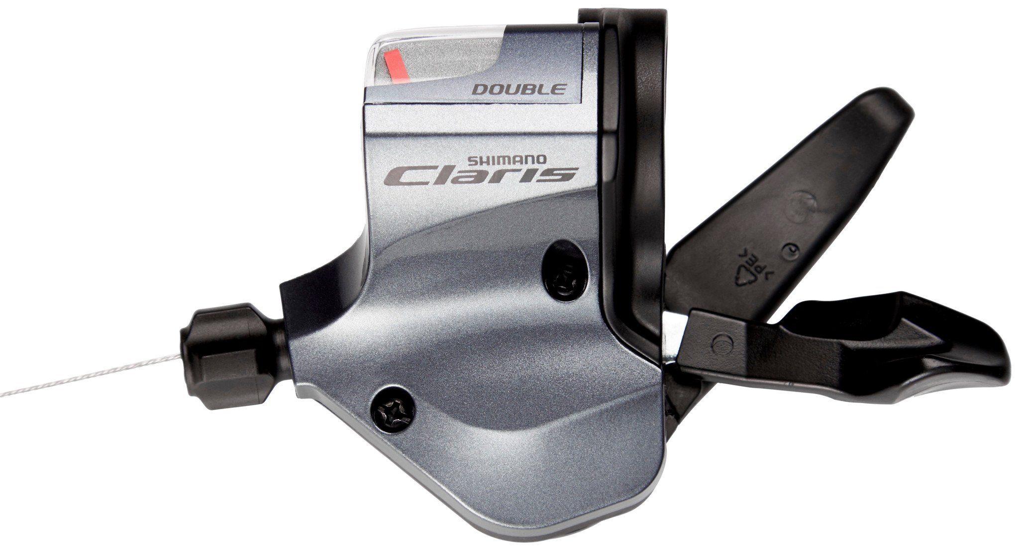 Shimano Schaltung »Claris SL-2400/2403 Schalthebel 2-fach«