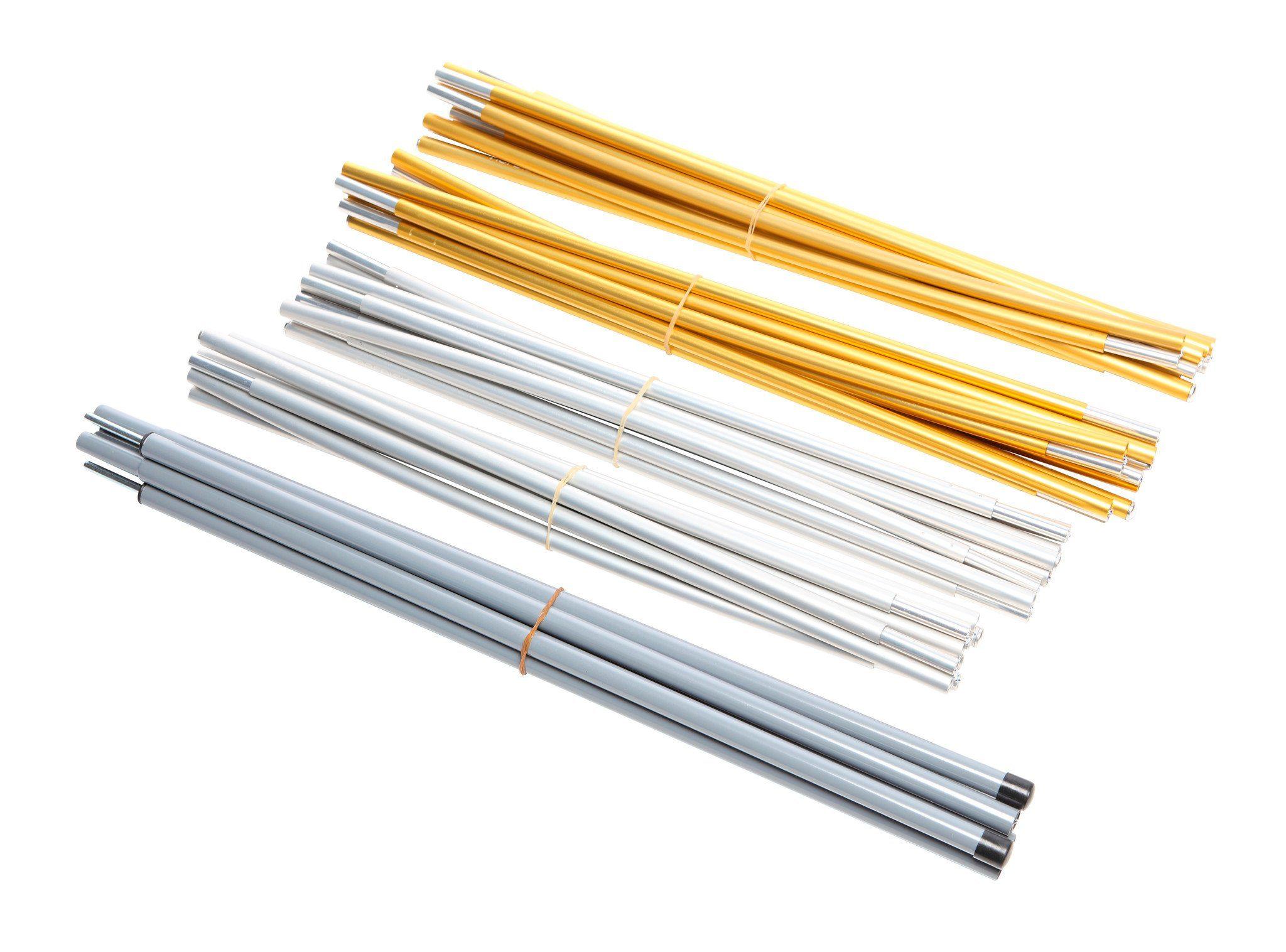 Nordisk Zeltzubehör »Reisa 6 PU Sparpole Set, Aluminium«