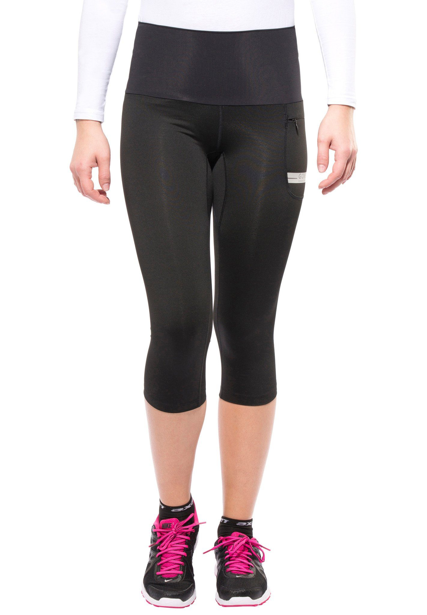 GORE RUNNING WEAR Jogginghose »AIR 3/4 Tights Lady«