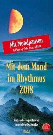 Kalender »Mond-Planer 2018 - Mit dem Mond im Rhythmus«