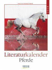 Kalender »Pferde 2018 Literatur-Wochenkalender«