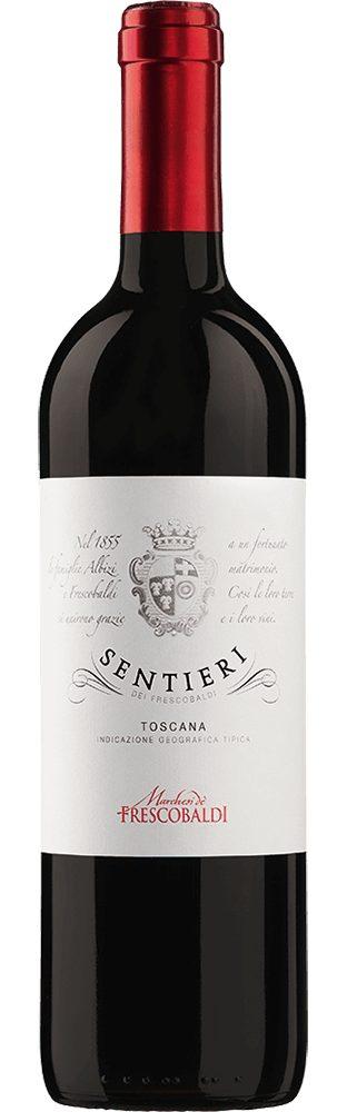 Rotwein aus Italien, 13,5 Vol.-%, 75,00 cl »2011 Sentieri dei Frescobaldi«