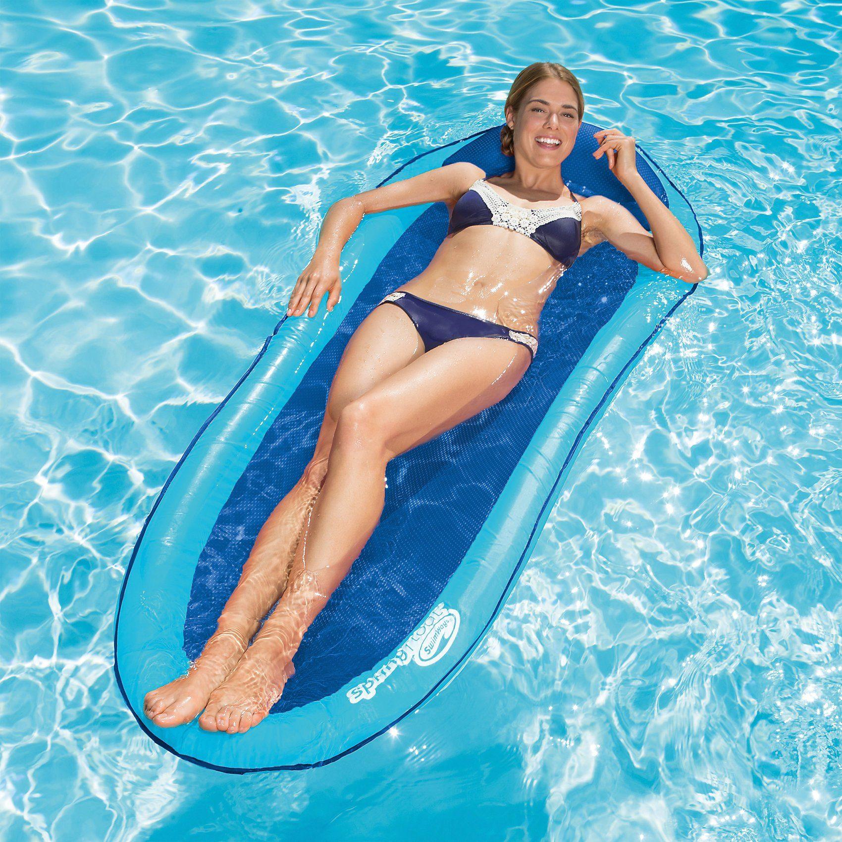 Spin Master Luftmatratze Spring Float Original Wasserhängematte