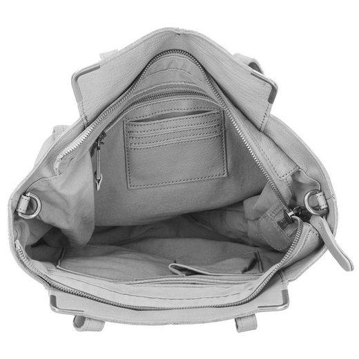 Marc O'Polo Twenty Handtasche Leder 28 cm