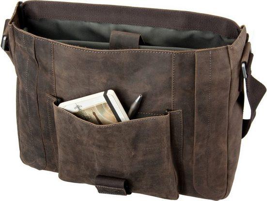 Strellson Notebooktasche / Tablet Hunter Briefbag M