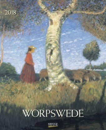 Kalender »Worpswede 2018 Kunst Special Kalender«