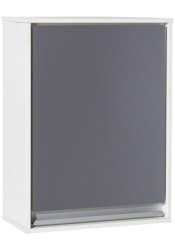 SCHILDMEYER Hängeschrank Tinus, Breite 35 cm grau | 04027181095621