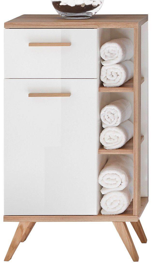 PELIPAL Badunterschrank »Noventa: Unterschrank«, Breite: 51 cm