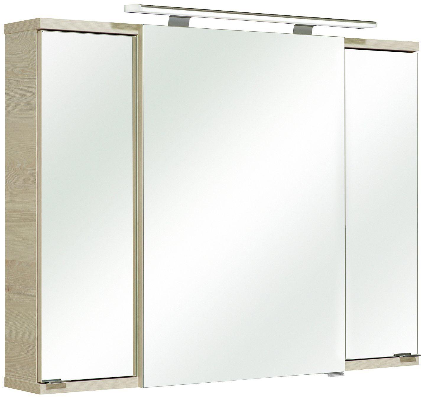 PELIPAL Spiegelschrank »Fresh Line Pino: Spiegelschrank «, Breite: 100 cm