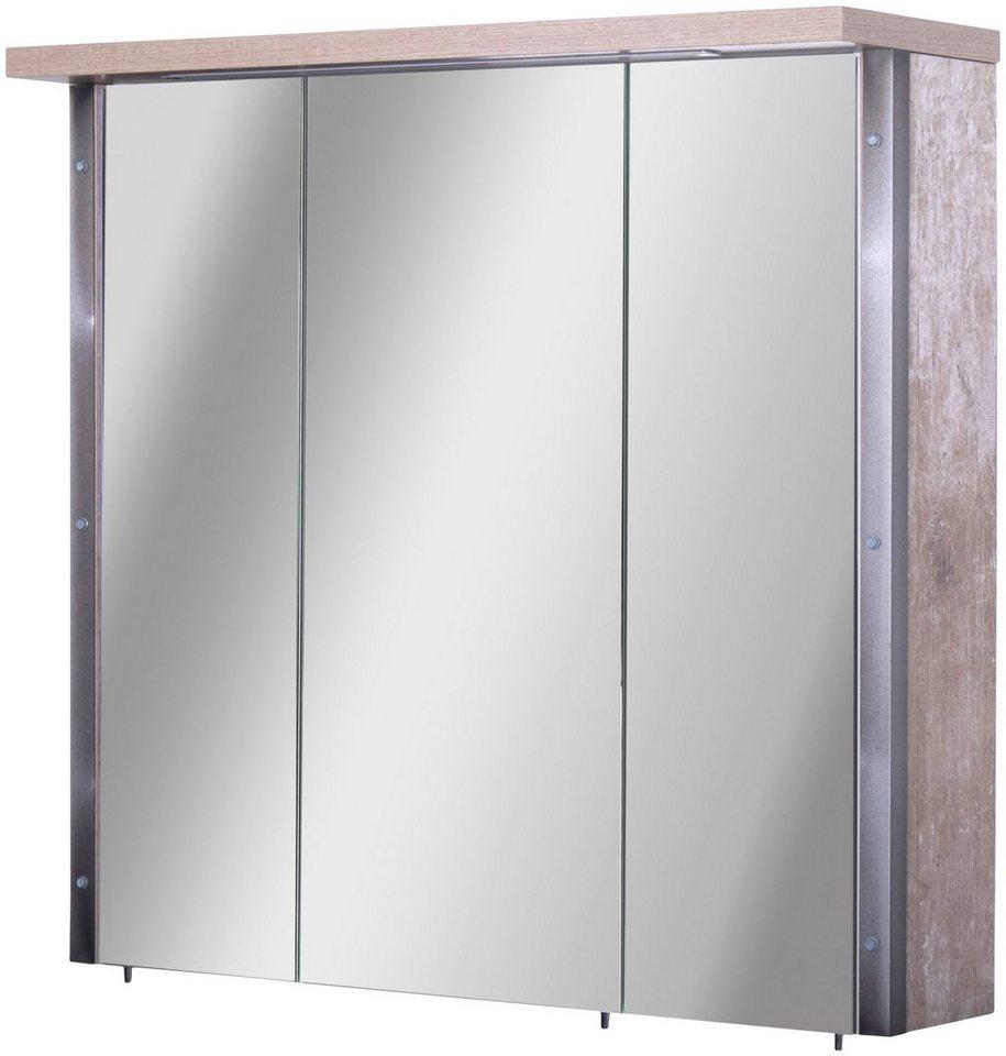 Schildmeyer spiegelschrank harkon breite 75 cm otto for Hochwertiger spiegelschrank bad