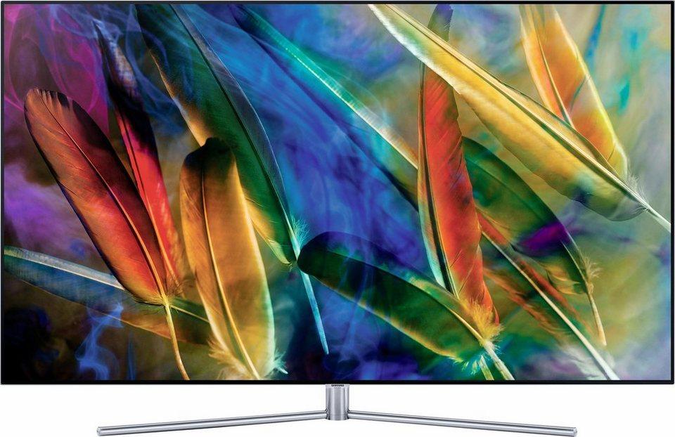 Samsung QE49Q7FGMTXZG QLED-Fernseher (123 Cm/49 Zoll, 4K