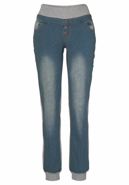 Hosen - Buffalo Sweatpants mit Jeans Frontseite ›  - Onlineshop OTTO