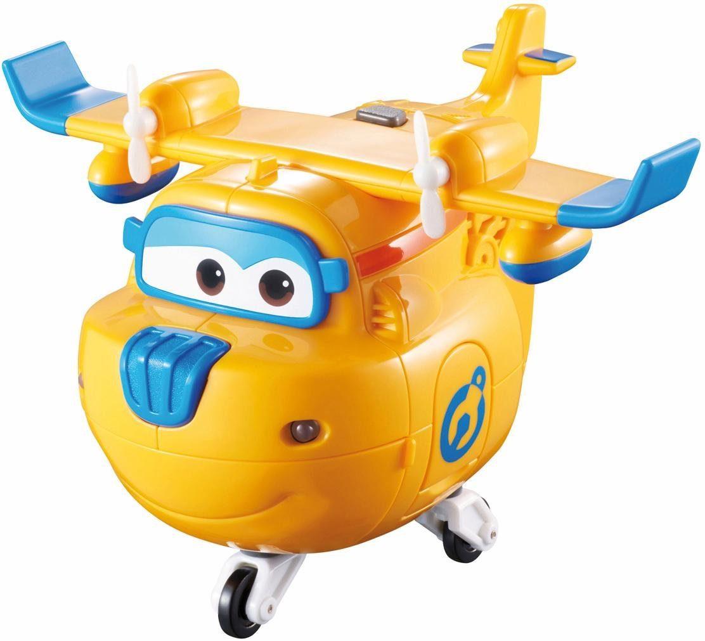 Giochi Preziosi Transform Flugzeug mit Sound, »Super Wings, Donnie«