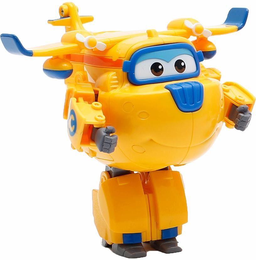 Giochi Preziosi 2 in 1 Flugzeug und Roboter, »Super Wings, Transform Flugzeug Donnie«