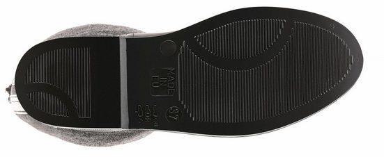 Gosch Sylt Boots, With Fashionable Filzschaft