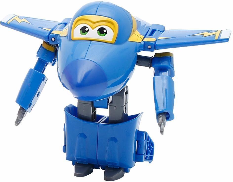 Giochi Preziosi 2 in 1 Flugzeug und Roboter, »Super Wings, Transform Flugzeug Jerome«