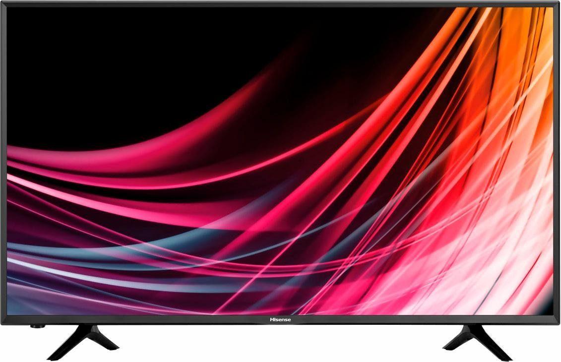 Hisense H50NEC5205 LED-Fernseher (126 cm/50 Zoll, 4K Ultra HD, Smart-TV)