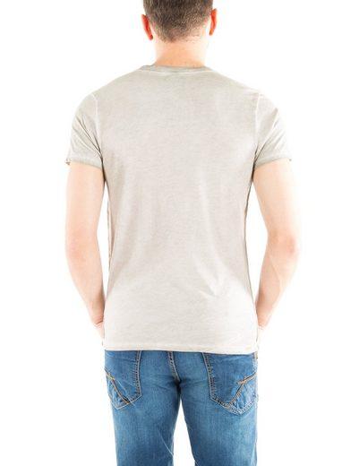 TIMEZONE T-Shirts (kurzarm) New Flag T-shirt Vintage
