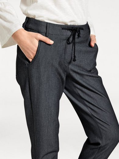ASHLEY BROOKE by Heine Bodyform-Stretchhose mit Tunnelzug