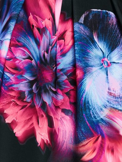 ASHLEY BROOKE by Heine Druckrock mit Blumendessin