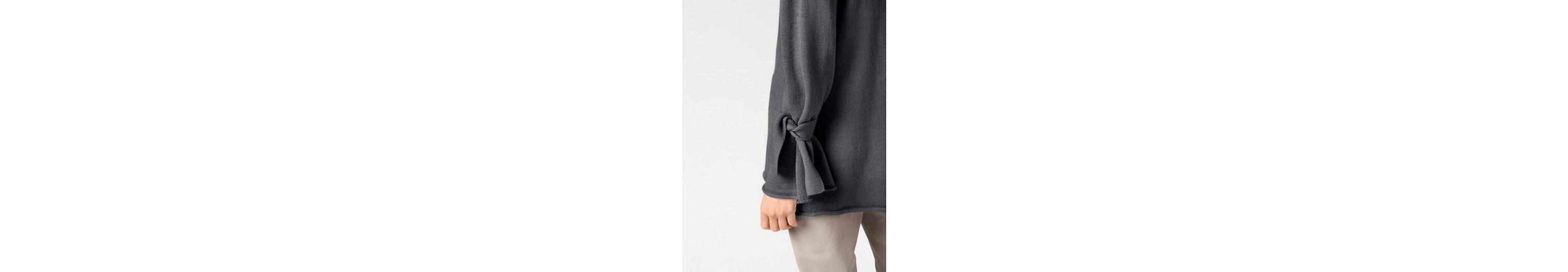 RICK CARDONA by Heine Oversized-Pullover mit Wolle Niedrig Kosten Günstig Online Kostengünstige Online UsnyZ5W