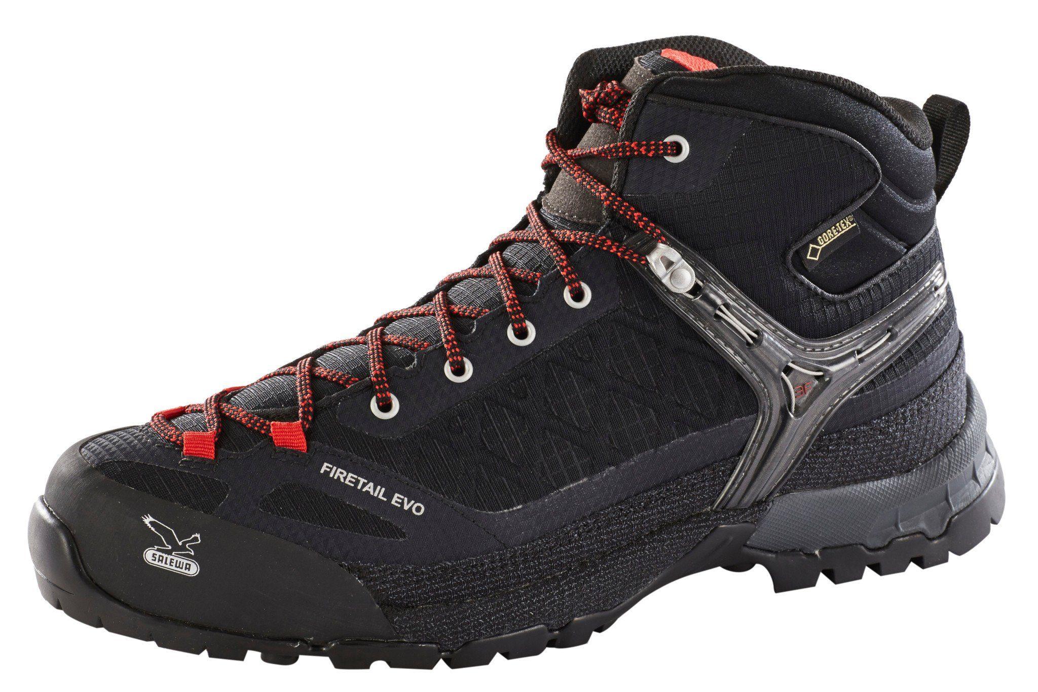 Salewa Kletterschuh »Firetail EVO Mid GTX Approach Shoes Men«