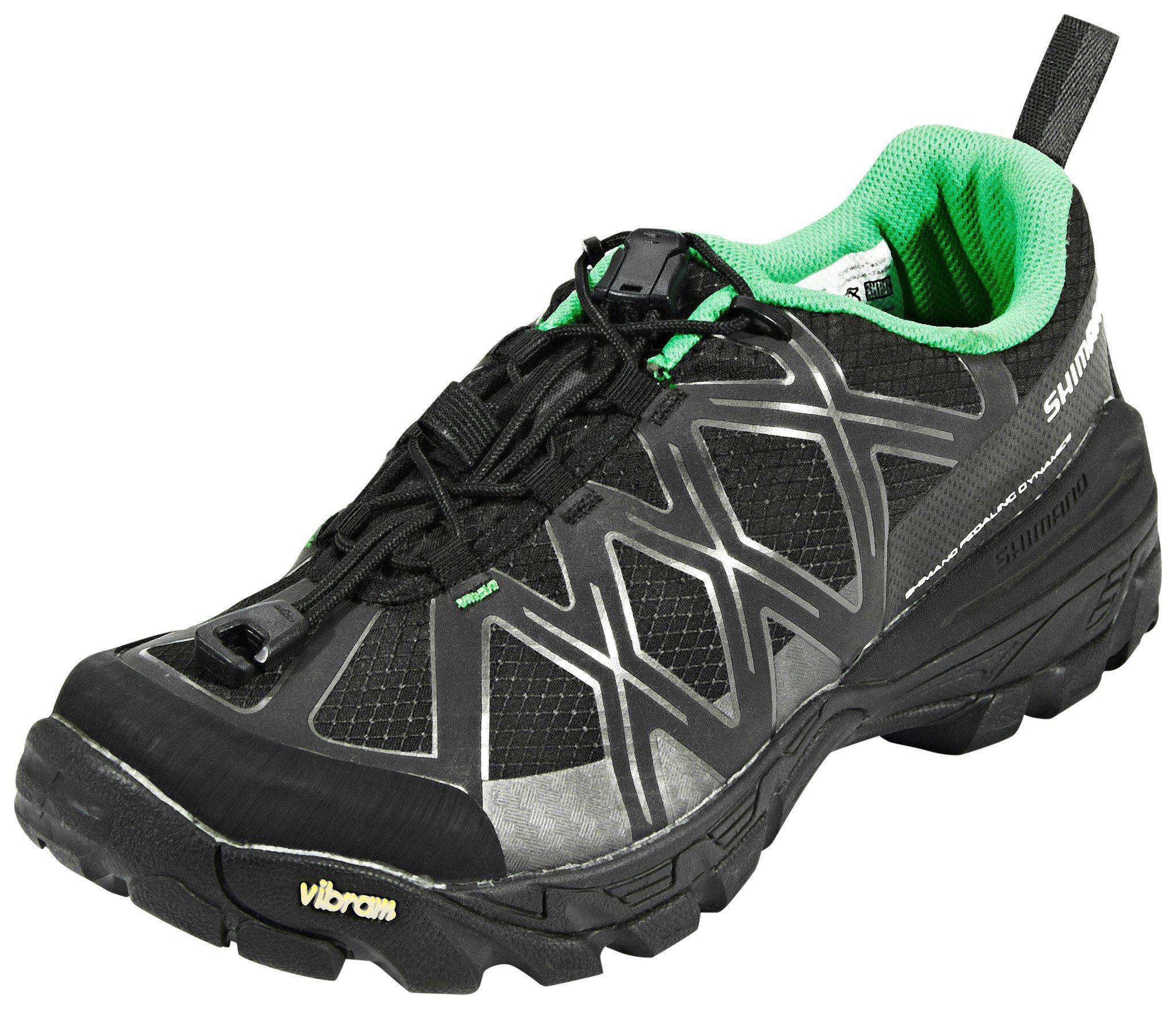 Shimano Freizeitschuh »SH-MT54L Schuhe Unisex«, schwarz, schwarz