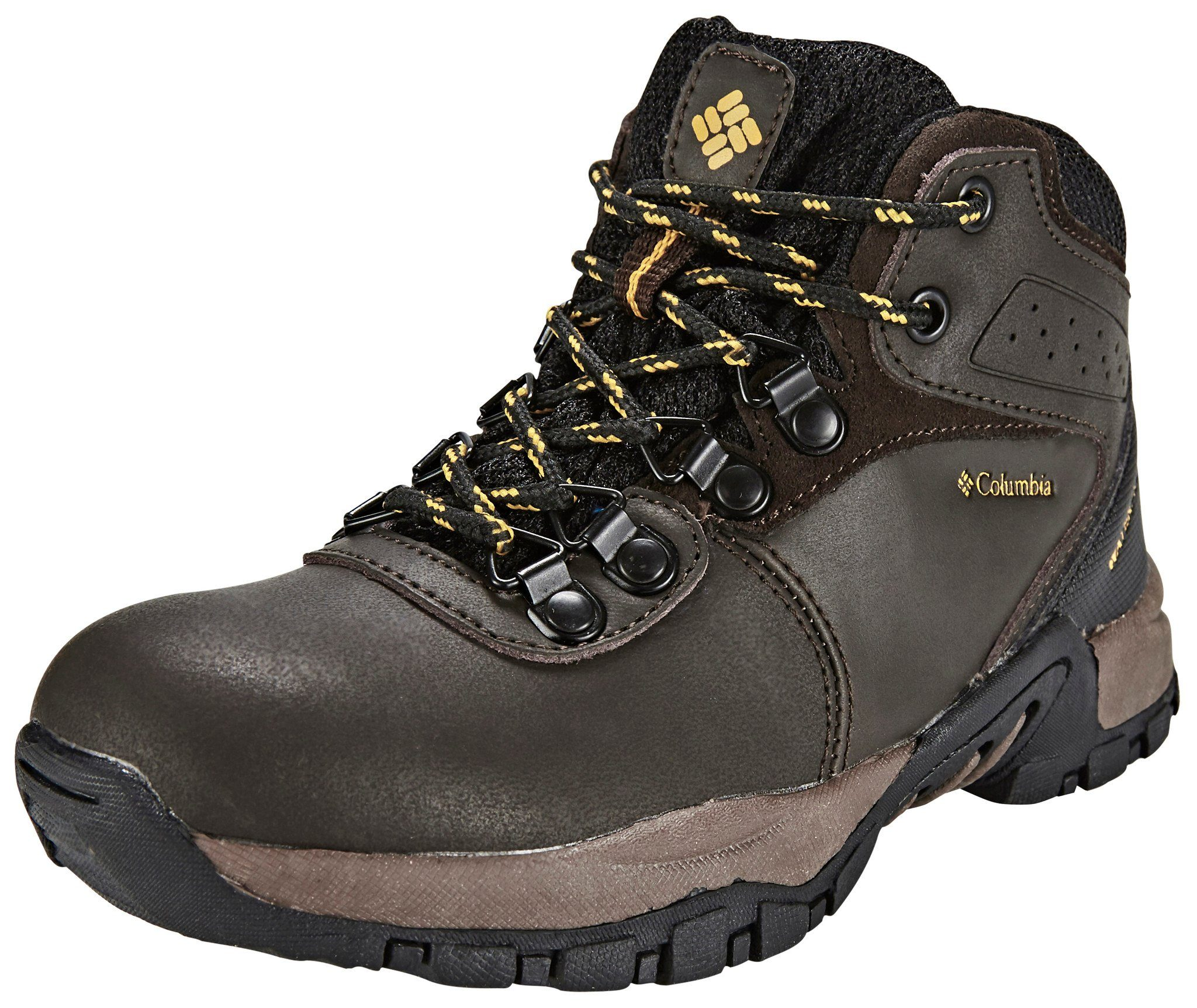 Columbia Kletterschuh »Newton Ridge Waterproof Shoes Youth«
