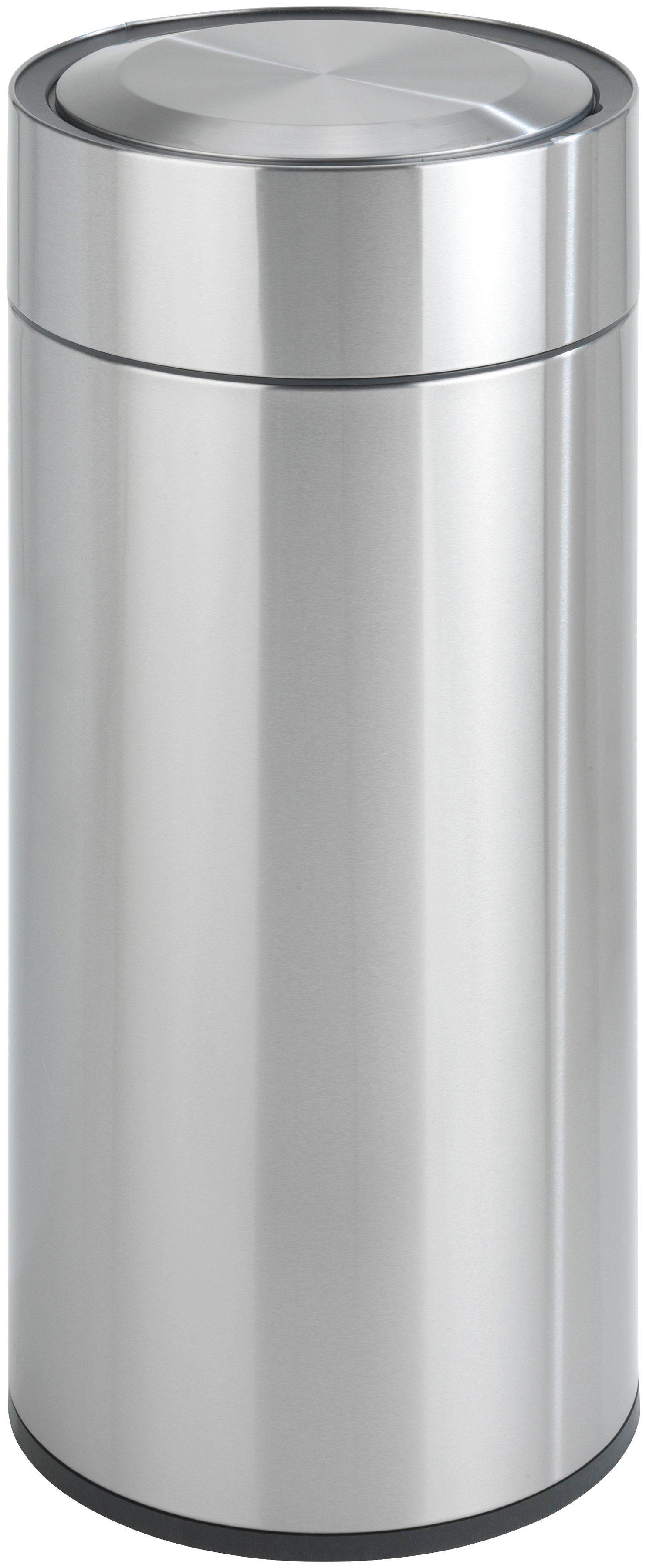 WENKO Abfalleimer mit Sensor »Edelstahl matt« 30 Liter