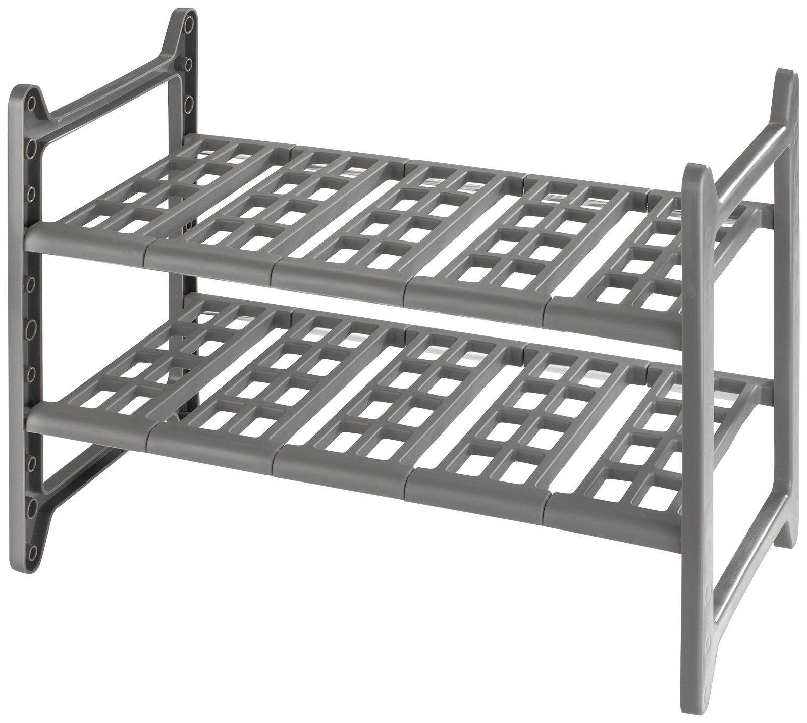 WENKO Küchen-Unterschrankregal »Flexi, 45 - 80 cm«