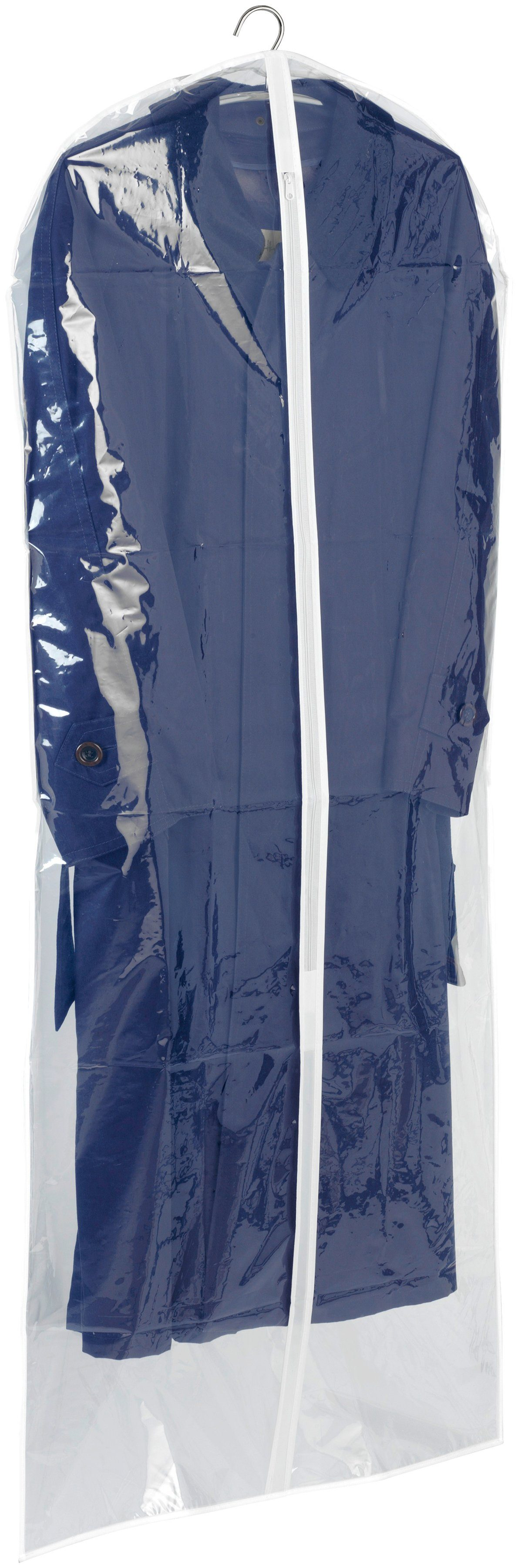 WENKO Kleidersack »Transparent 100x60 cm, 10er Set«