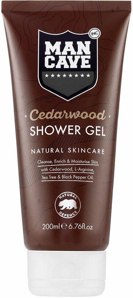 ManCave, »Cedarwood ShowerGel«, Duschgel