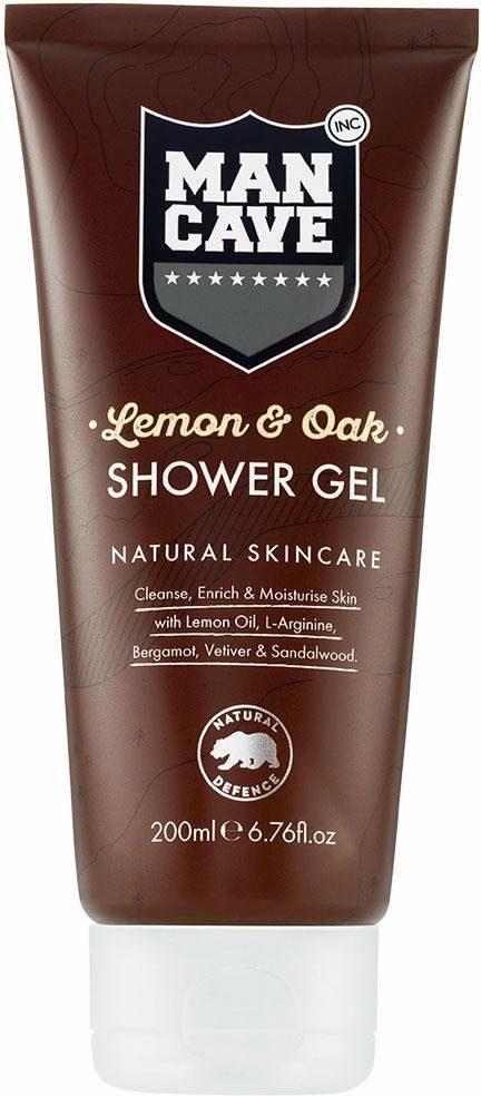 ManCave, »Lemon & Oak ShowerGel«, Duschgel