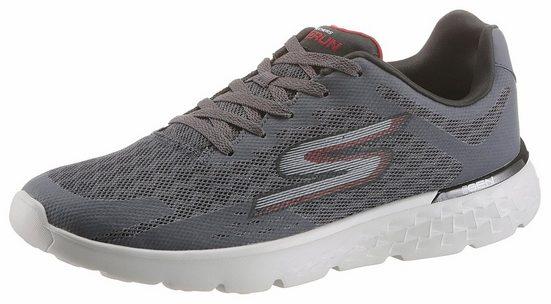 SKECHERS PERFORMANCE Go Run 400 Disperse Laufschuh, mit reaktiver Goga Run® Einlegesohle für Stoßdämpfung und Halt