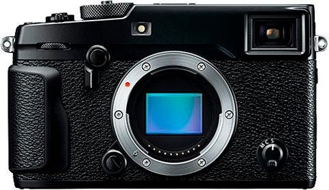 FUJIFILM »X-Pro2 Body« Systemkamera-Body (24,3 MP, WLAN (Wi-Fi)