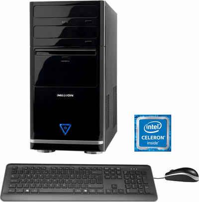 Medion Akoya E20001 PC, Intel Celeron, 4096 MB, 1000 GB Speicher, HD Sale Angebote Wiesengrund