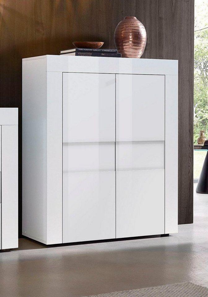 lc easy highboard breite 92 cm online kaufen otto. Black Bedroom Furniture Sets. Home Design Ideas