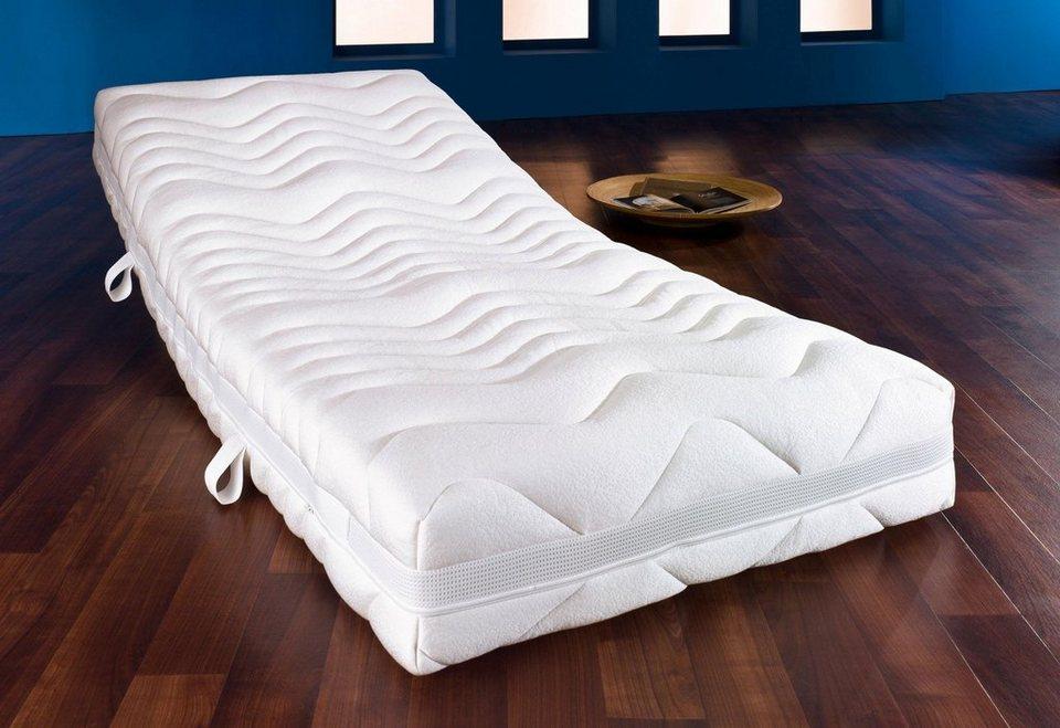 taschenfederkernmatratze multiplus t f a n frankenstolz 19 cm hoch 1 tlg optimale. Black Bedroom Furniture Sets. Home Design Ideas
