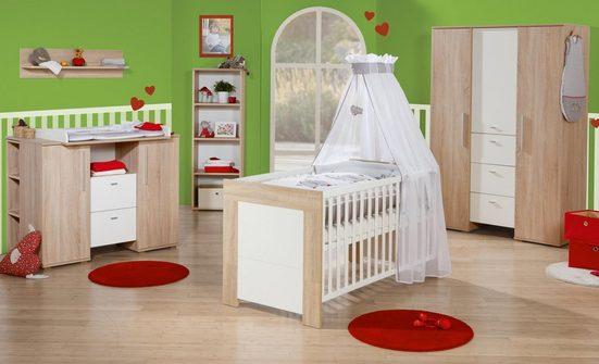 Roba® Babyzimmer-Komplettset »Danie«, L