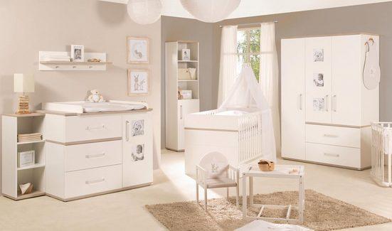 Roba® Babyzimmer-Komplettset »Moritz«, breit